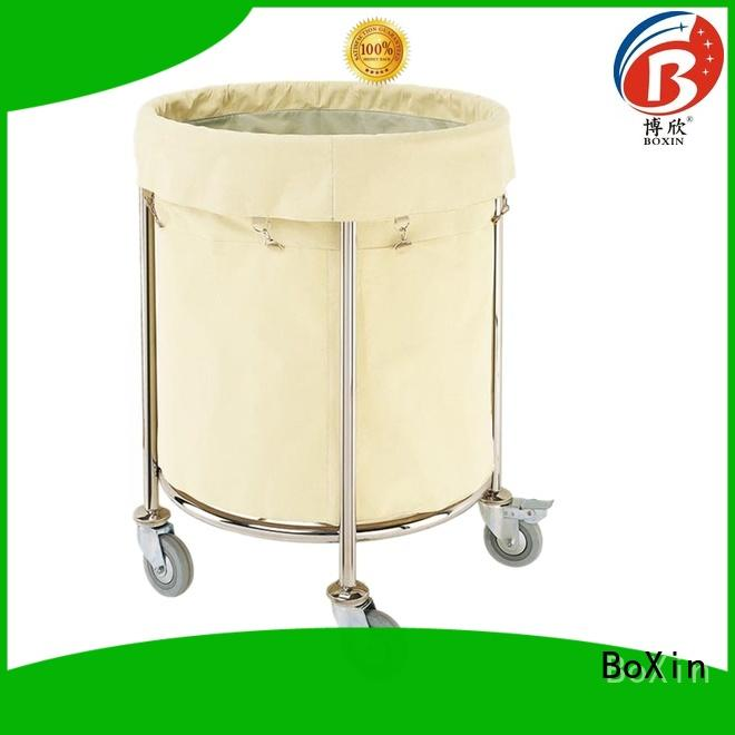 BoXin new room service trolley supply for laundry service