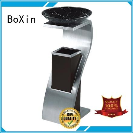 BoXin solid mesh dustbins for hotels buy now