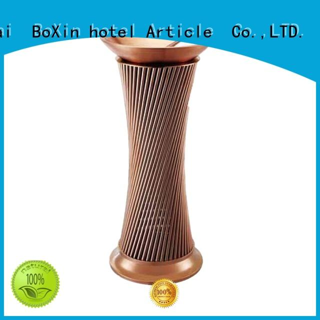 BoXin ashtray garbage combo company for garden