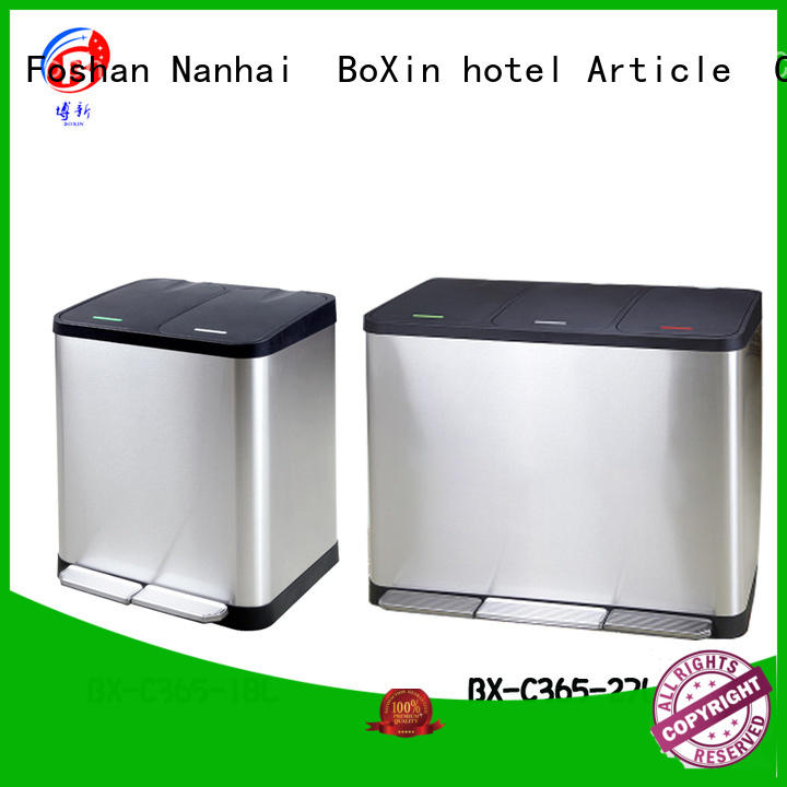 BoXin high-quality bedroom trash cans customization