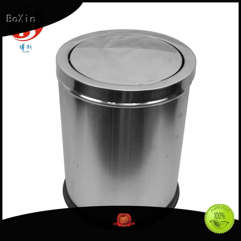 topselling small bedroom garbage can BoXin manufacture