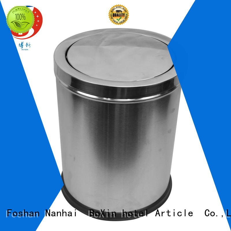 BoXin home commercial bathroom trash cans get quote