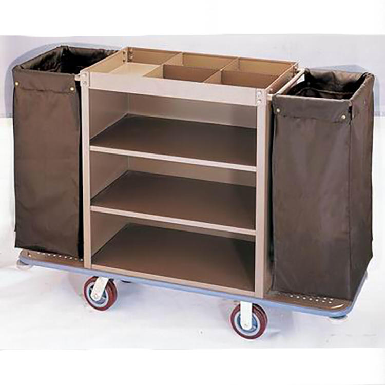 funky room service trolley OEM towel cart-3