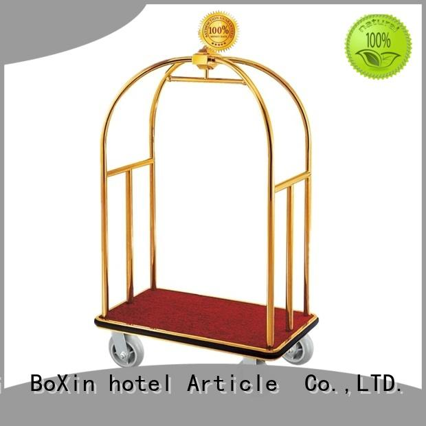 high-quality hotel luggage carts supply for hotel luggage