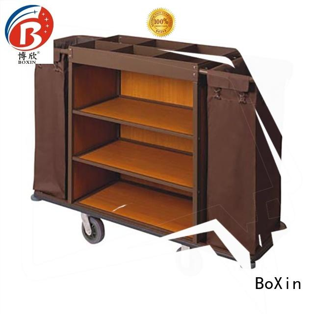 modern food service trolley house keeping equipment for laundry service