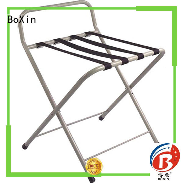 BoXin latest hotel luggage rack suppliers for guest