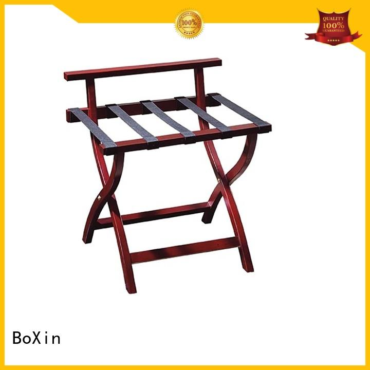 BoXin luggage rack company for living room