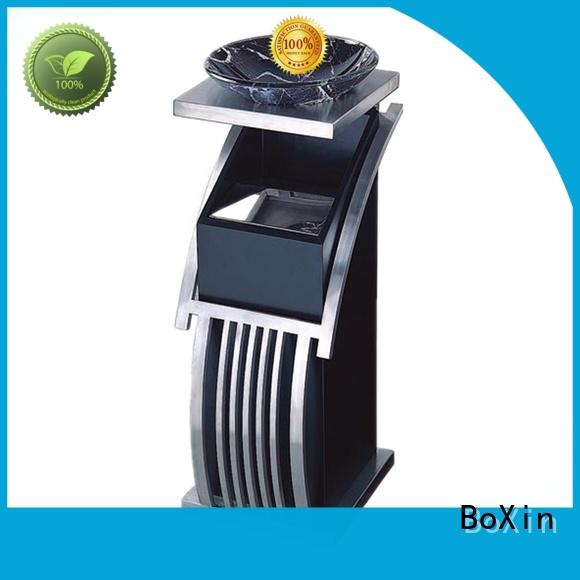BoXin floor hotel garbage cans OEM