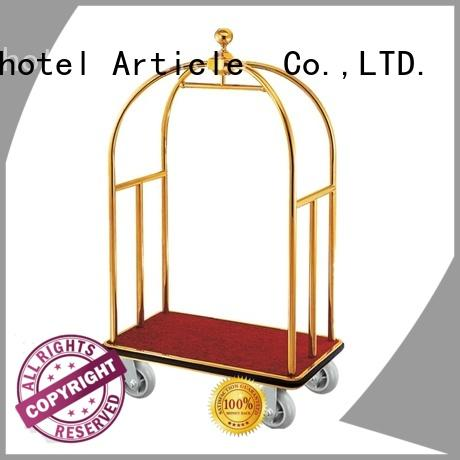 latest luggage trolley price company for baggage carry