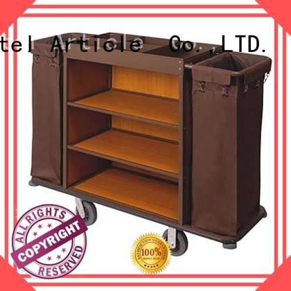modern food service trolley factory for towel
