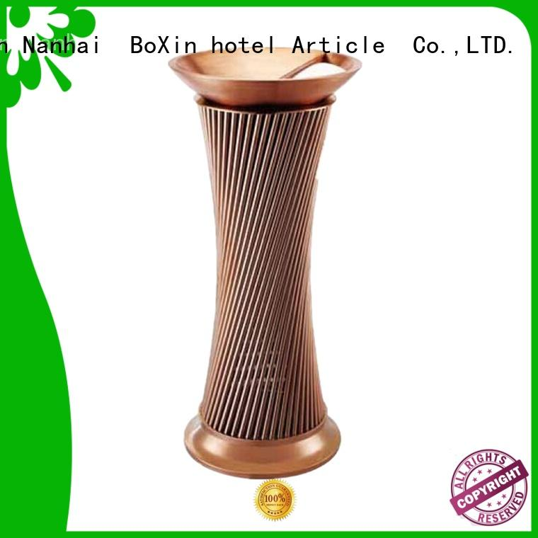 portable hotel room trash cans plating buy now